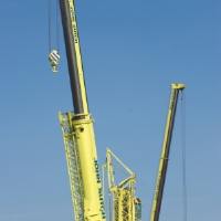 Operated Crane Hire