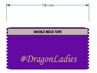 Dragon Ladies Ribbons