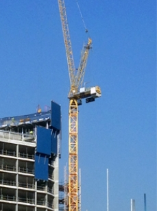 Tower Cranes Appointed Person Service London