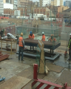 Contract lifts & Lift Plans Specialists London