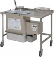 Electric Breading Tables