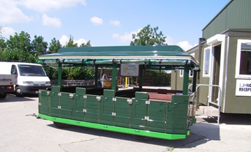 Trams, Trains and Vehicles From UK Loco Ltd