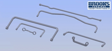 Torsion Bars Manufacturers and Suppliers