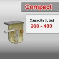 200 - 400 Ltr Clearwater Pumpstor Compact Pumping Systems