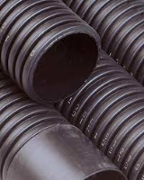 Electric ducting coil with Internal Pull Cord