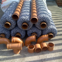 Polysewer - (Drilled 110mm)