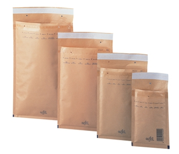 Arofol Gold Lined Bubble Bags