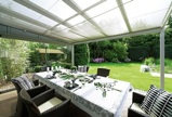 Retractable Folding PVC Fabric Roof Systems