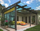 Folding PVC Fabric Roof Systems