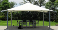 High Tensile Fabric Roof Structures