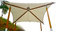 Fabricated Fabric Canopies
