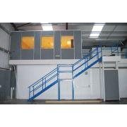 Increased Office Space - Mezzanine Floors