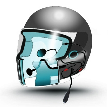 SPA Stereo Rider Headset