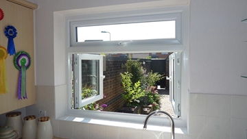 French Window Installations In Clevedon