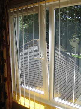 Easy Cleaning Tilt and Turn Windows