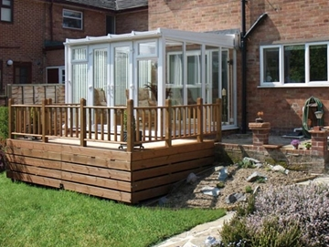 Lean-to Conservatories in the South West