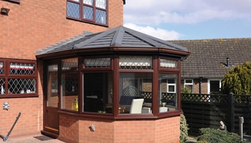 Tiled Roof Conservatory Builders