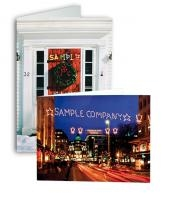 PERSONALISED GREETING CARD. E513401
