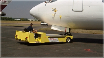 Aircraft Ground Support Engineering
