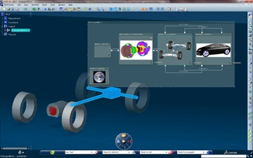 Systems Engineering with CATIA