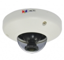 3 MegaPixel Indoor Mini Dome with Fixed Lens