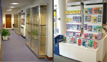 Office Displays and Products