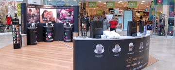 Shopping Centre Displays
