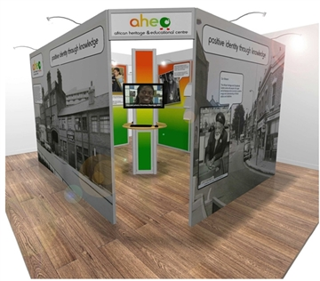 Modular Exhibition Stand Hire Solutions