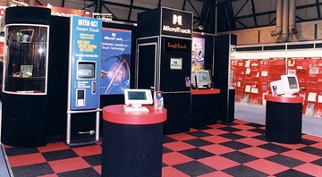 Self-Build Exhibition Stand Hire