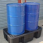 UN Approved Diesel 205 Litre (45 Gallon) Containers/Drums Supplier