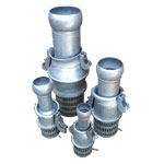 """Male Bauer 3"""", 4"""", 6"""" & 8"""" Foot Valve With Filter Cage/Strainer Supplier"""