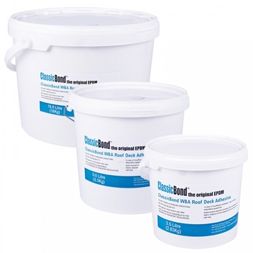 Classicbond EPDM Rubber Roofing Water Based Deck Adhesive