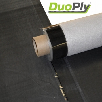 Roll of DuoPly EPDM Membrane