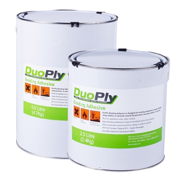 EPDM Rubber Roofing Contact Bonding Adhesive