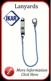 G Force Lanyards Energy Absorbing