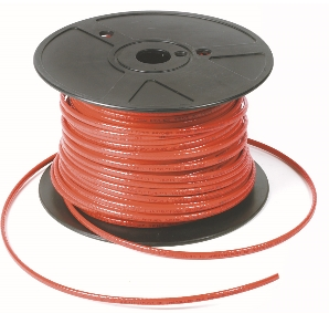The Raychem T2 Red self-regulating cable