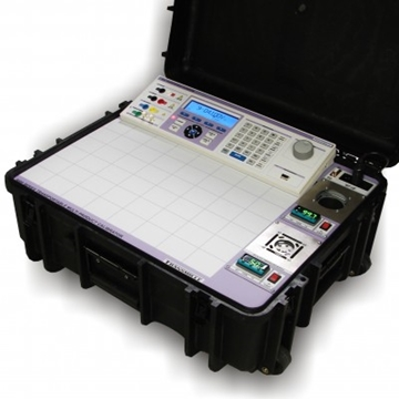 9000A series Transportable Multiproduct Calibrator