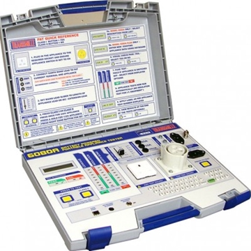 6080A Plus Battery Powered PAT Tester