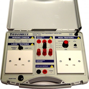 2080 17th Edition Electrical Check Box