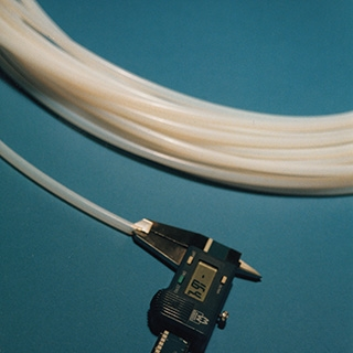 ETFE Tubing Fluoroplastic Extrusions