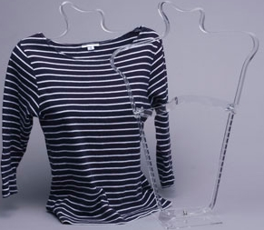 Blouse/sweater frame