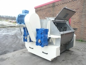 GPM Paddle Blade Mixers