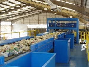 Fully Automated Materials Recycling Facilities