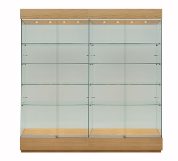 Golf Club Trophy cabinets