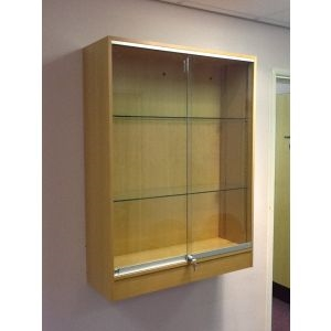 Wall Mounted Rugby Club Cabinets