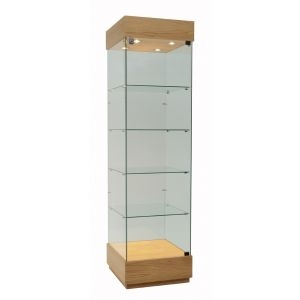 College Football Team Trophy Cabinet in Derbyshire