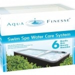 Aquafinesse Swim Spa Water Care System