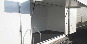 Used Exhibition Trailers