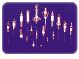 Single Feedthroughs Available From Ceramic Seals