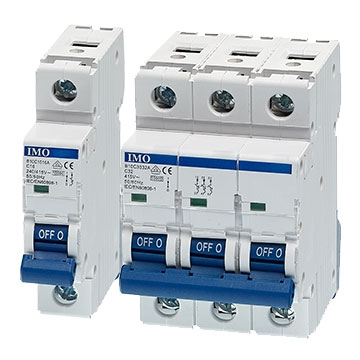 MCB - Miniature Circuit breakers